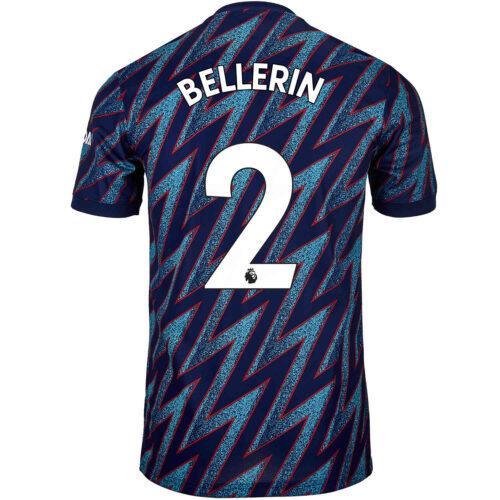 2021/22 Kids adidas Hector Bellerin Arsenal 3rd Jersey