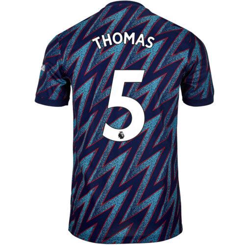 2021/22 Kids adidas Thomas Partey Arsenal 3rd Jersey