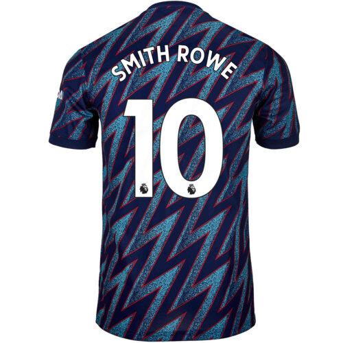 2021/22 Kids adidas Emile Smith Rowe Arsenal 3rd Jersey