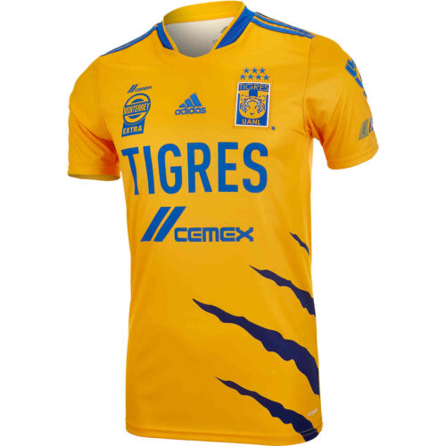2021/22 adidas Tigres Home Jersey