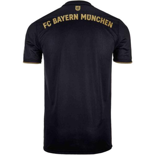 2021/22 Kids adidas Bayern Munich Away Jersey