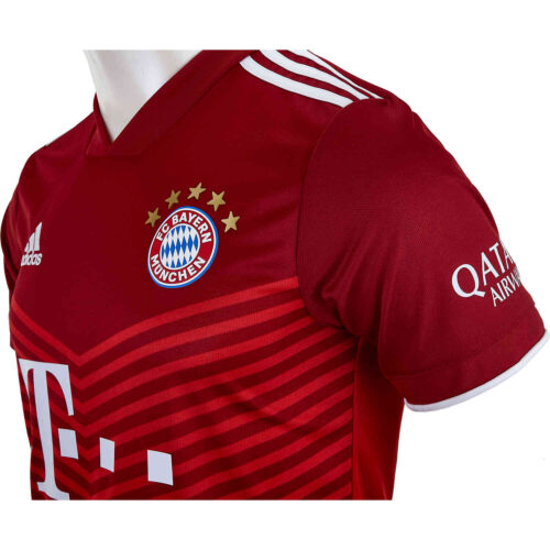 2021/22 Kids adidas Thomas Muller Bayern Munich Home Jersey