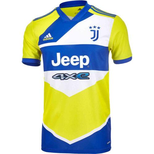 2021/22 Kids adidas Juventus 3rd Jersey