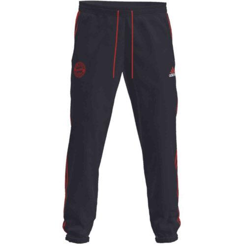 adidas Bayern Munich Icons Woven Pants – Night Navy