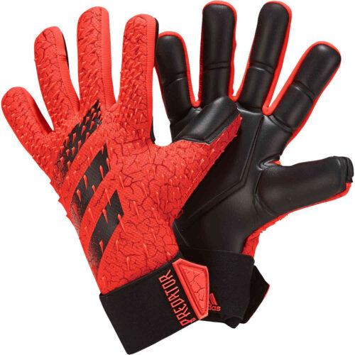 adidas Predator Competition Goalkeeper Gloves – Meteorite