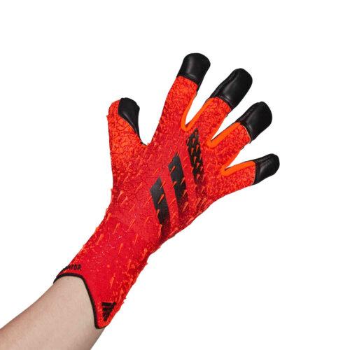 adidas Predator Pro Hybrid Goalkeeper Gloves – Meteorite