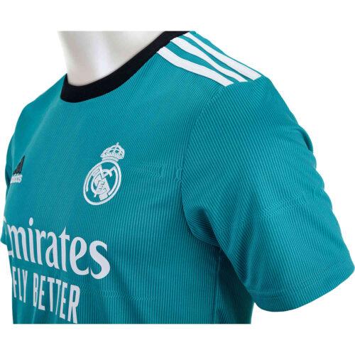 2021/22 Kids adidas Eden Hazard Real Madrid 3rd Jersey