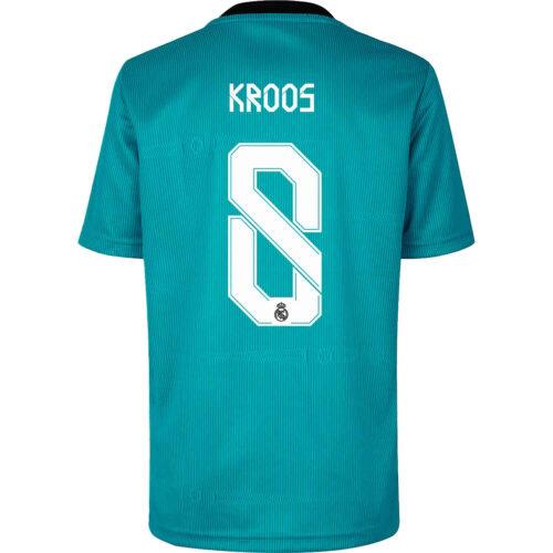 2021/22 Kids adidas Toni Kroos Real Madrid 3rd Jersey