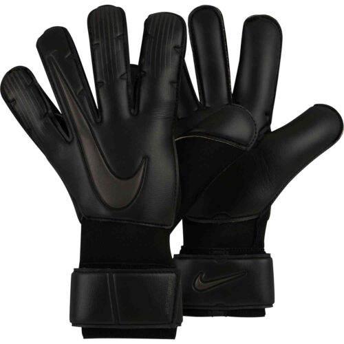 Nike Vapor Grip3 Goalkeeper Gloves – Triple Black