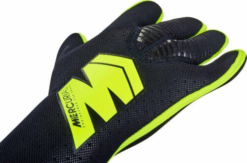 Nike Vapor Touch Goalkeeper Gloves – Black/Volt