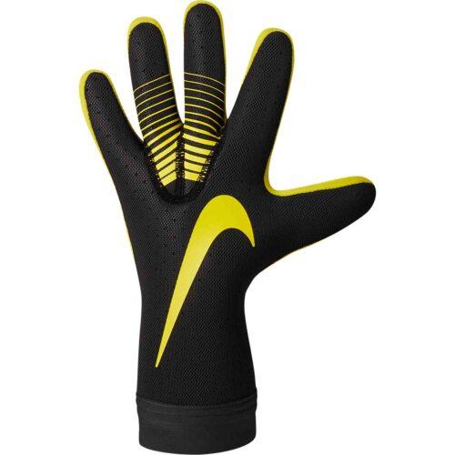 Nike Mercurial Touch Elite Goalkeeper Gloves – Anthracite/Opti Yellow