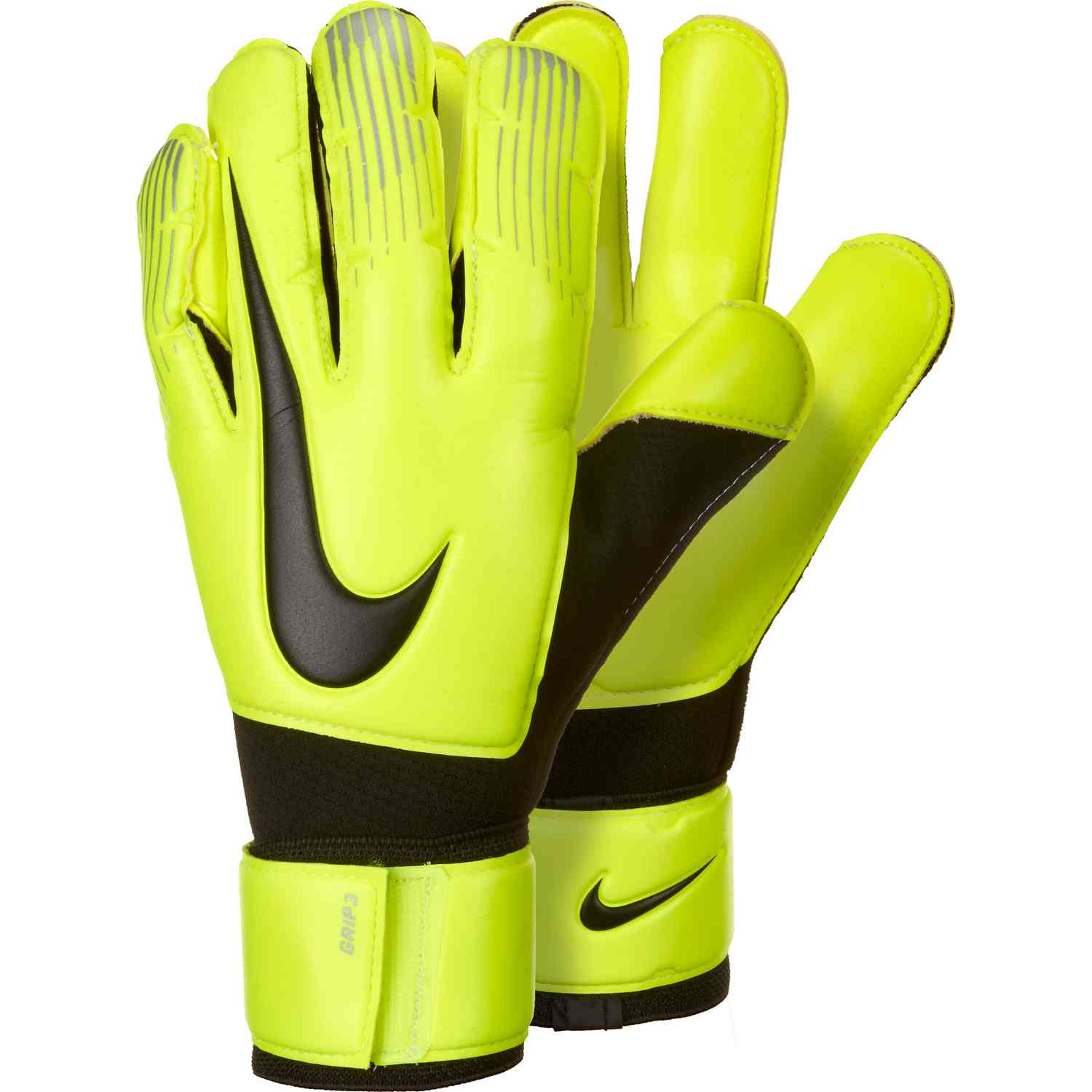 Nike Soccer Gloves: Nike Grip3 Goalkeeper Gloves