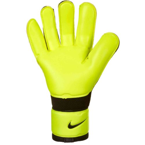 Nike Grip3 Goalkeeper Gloves – Volt/Black