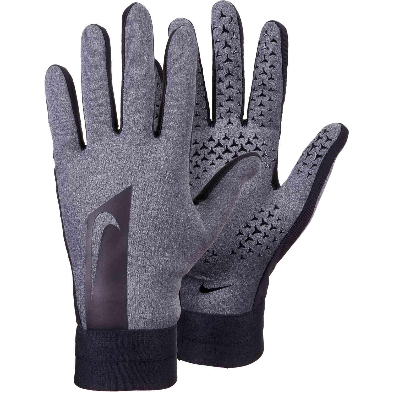 Nike Hyperwarm Player Gloves - Charcoal