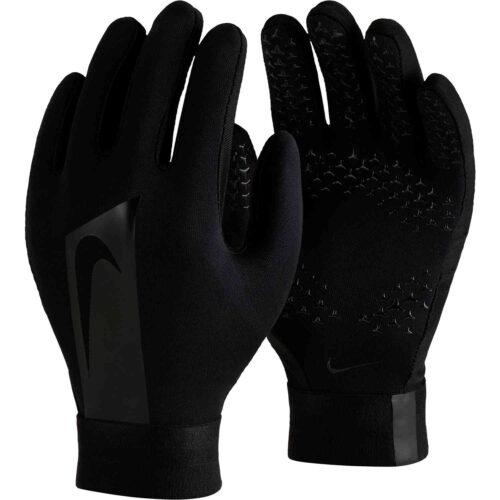 Kids Nike Hyperwarm Player Gloves – Black