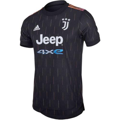 2021/22 adidas Juventus Away Authentic Jersey