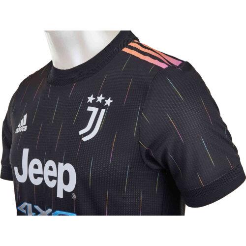 2021/22 adidas Weston McKennie Juventus Away Authentic Jersey