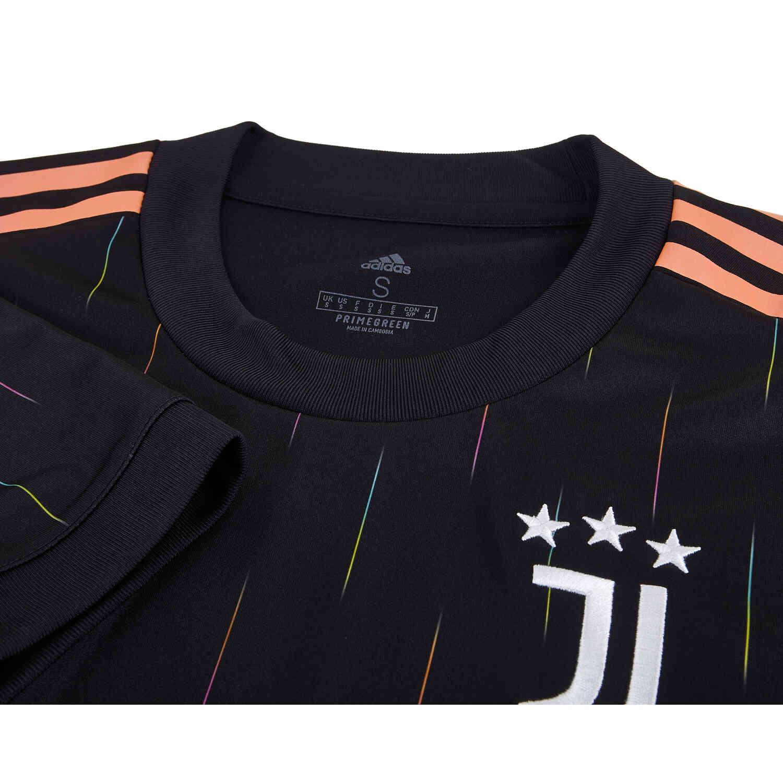 2021/22 adidas Juventus Away Jersey - SoccerPro