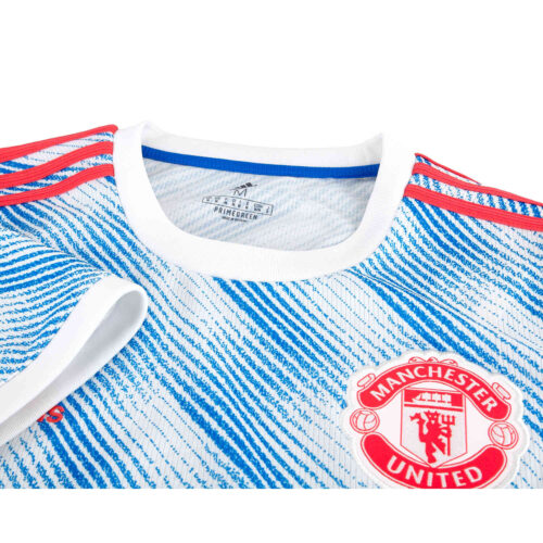 2021/22 Kids adidas Anthony Martial Manchester United Away Jersey