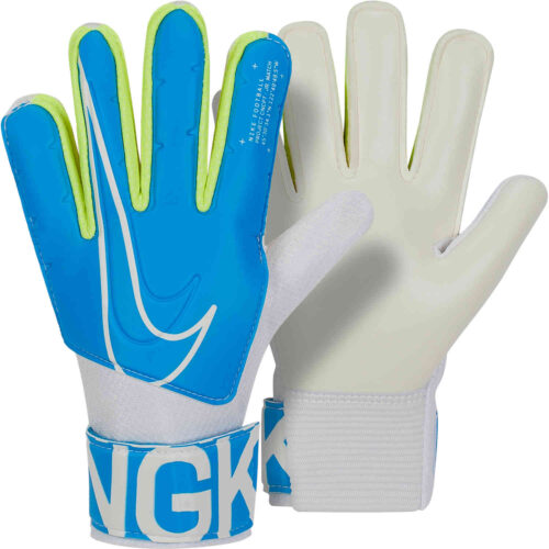 Kids Nike Match Goalkeeper Gloves – New Lights