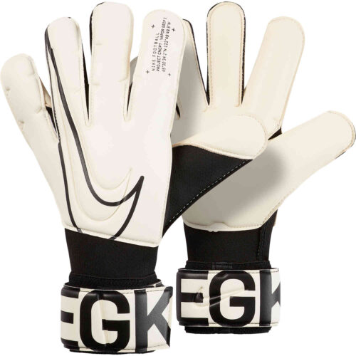 Nike Vapor Grip3 Goalkeeper Gloves – White/Black