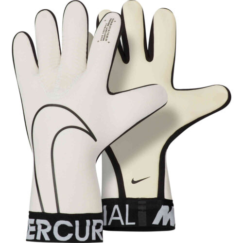 Nike Mercurial Touch Victory Goalkeeper Gloves – White/Black