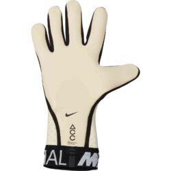 Cuota Limón Rama  Nike Mercurial Touch Elite Goalkeeper Gloves - White/Black - SoccerPro