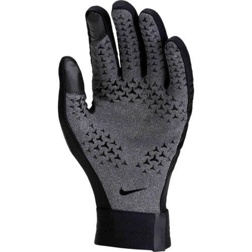 Kids Nike Air Academy Hyperwarm Fieldplayer Gloves – Charcoal Heather