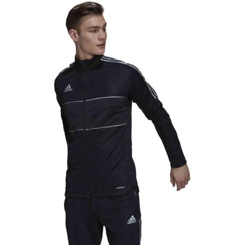 adidas Tiro Reflective Track Jacket – Black