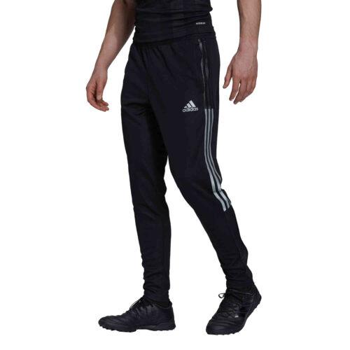 adidas Tiro Reflective Track Pants – Black