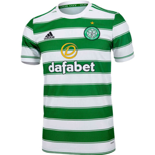 2021/22 adidas Celtic Home Jersey
