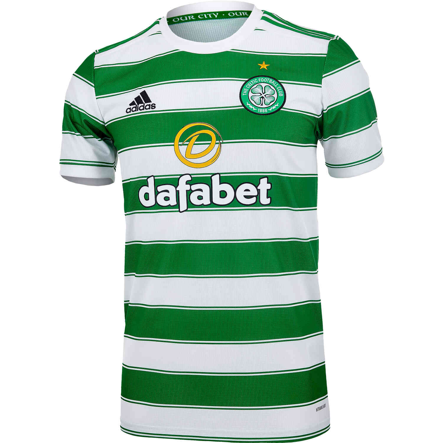 adidas Celtic Home Jersey – 2021/22