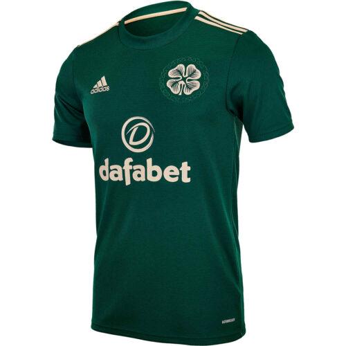 2021/22 adidas Celtic Away Jersey