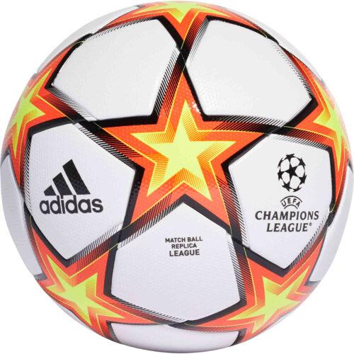 adidas Pyrostorm Finale 21 League Soccer Ball – Champions League