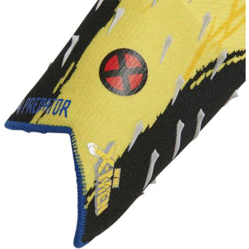 adidas X Marvel X-Men Predator Pro Negative Cut Goalkeeper Gloves – Wolverine