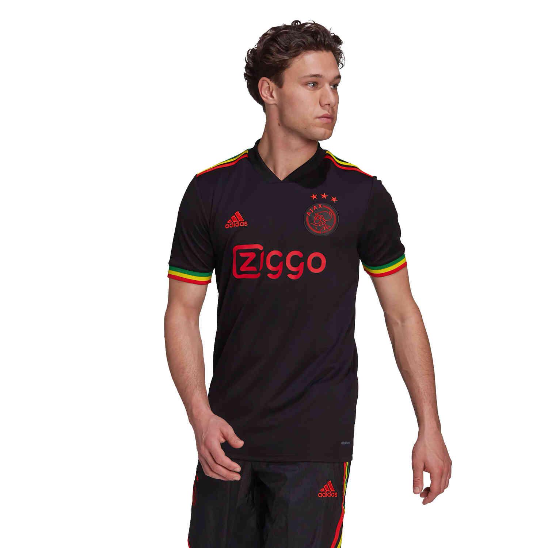 2021/22 adidas Ajax 3rd Jersey - SoccerPro