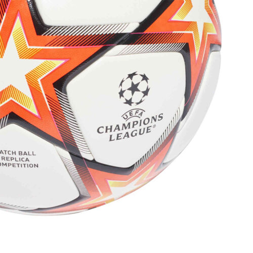 adidas Pyrostorm Finale 21 Competition Match Soccer Ball – Champions League
