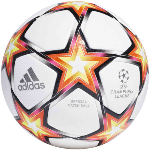 adidas Pyrostorm Finale 21 Pro Official Match Soccer Ball – Champions League