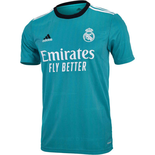 2021/22 adidas Real Madrid 3rd Jersey