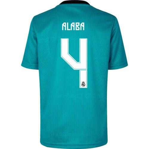 2021/22 adidas David Alaba Real Madrid 3rd Jersey