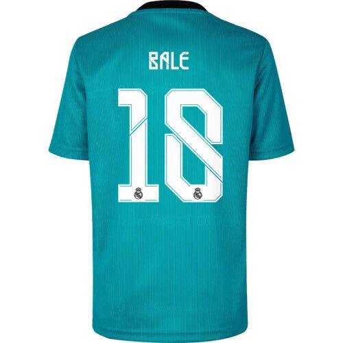 2021/22 adidas Gareth Bale Real Madrid 3rd Jersey