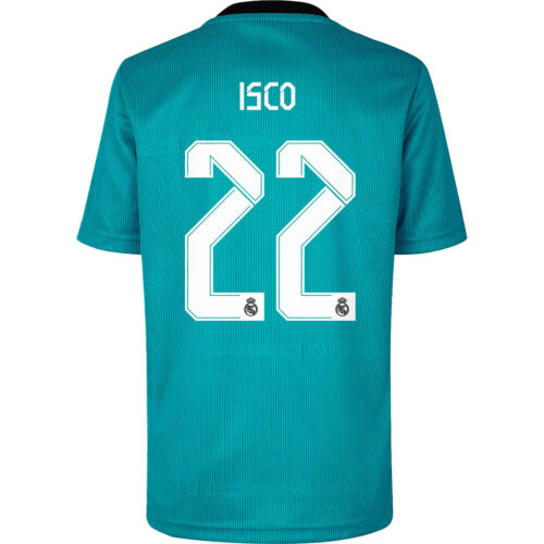 2021/22 adidas Isco Real Madrid 3rd Jersey