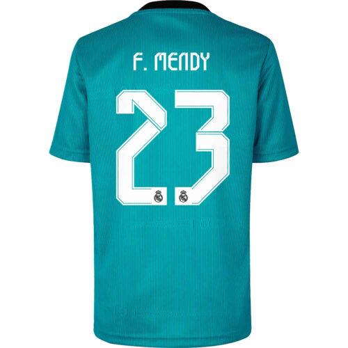 2021/22 adidas Ferland Mendy Real Madrid 3rd Jersey