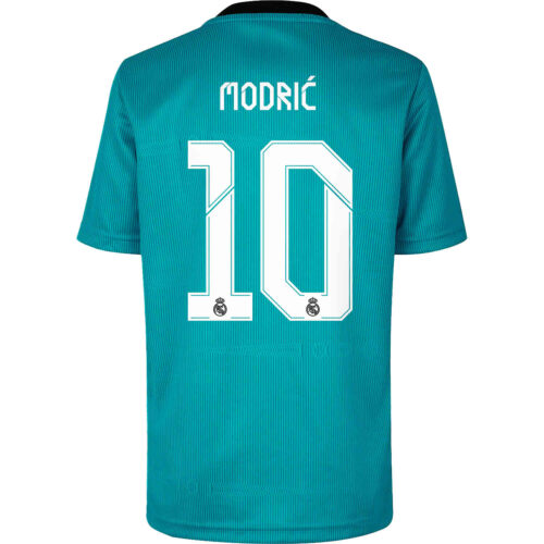 2021/22 adidas Luka Modric Real Madrid 3rd Jersey