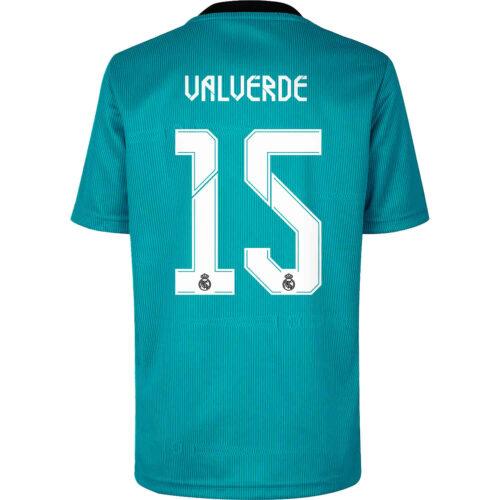 2021/22 adidas Federico Valverde Real Madrid 3rd Jersey