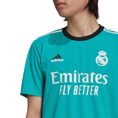 2021/22 adidas Toni Kroos Real Madrid 3rd Authentic Jersey