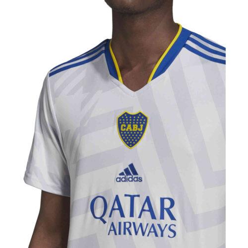 2021/22 adidas Boca Juniors Home Jersey