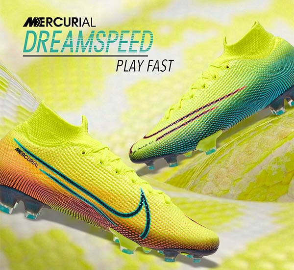 Nike Mercurial Dreamspeed - Play Fast