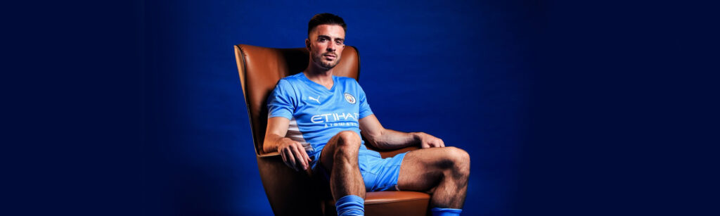 Jack Grealish manchester city player page