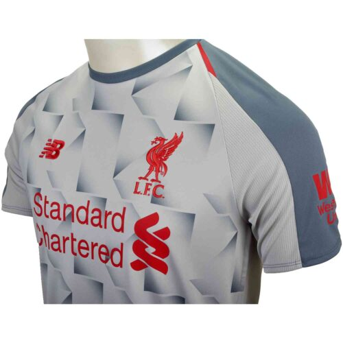 2018/19 Kids New Balance Liverpool 3rd Jersey